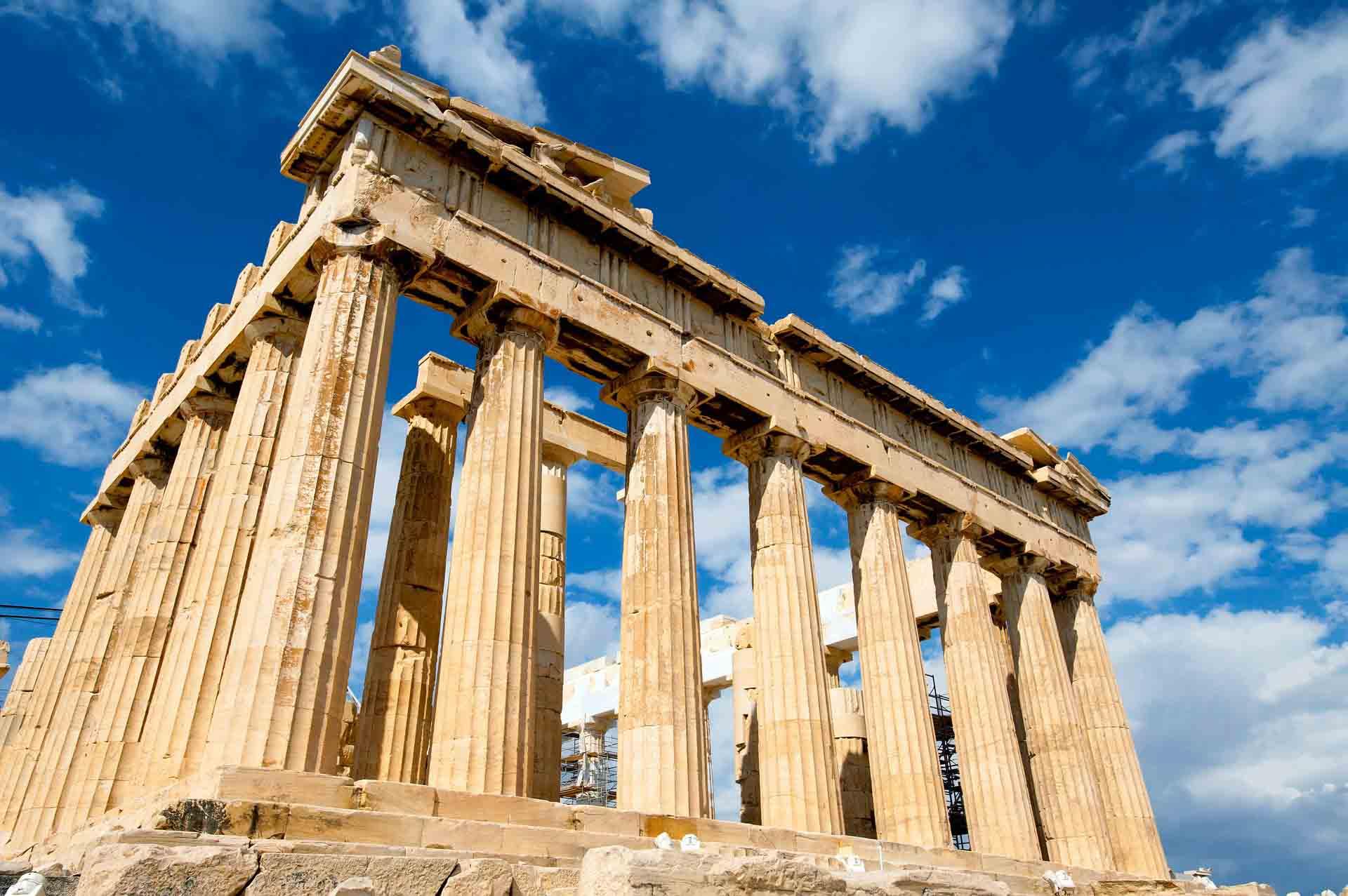 Tempel in Griekenland